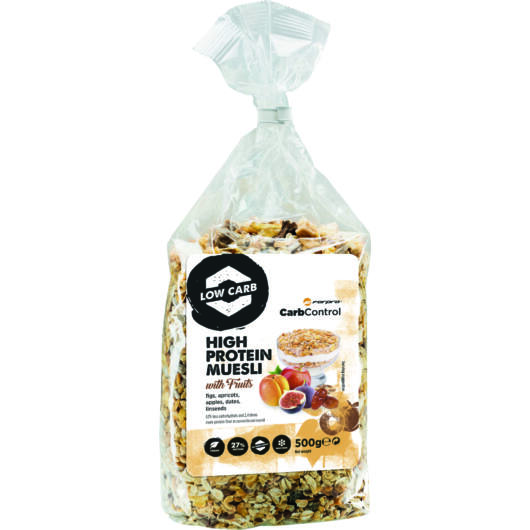 MUESLI WITH FRUITS - 500 g