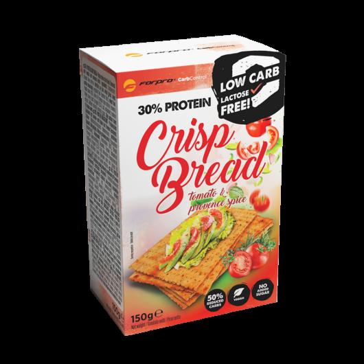 30% PROTEIN CRISP BREAD -  TOMATO & PROVENCE SPICE - 150 g