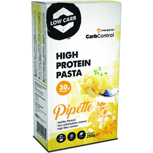 HIGH PROTEIN PASTA - PIPETTE - 250 g