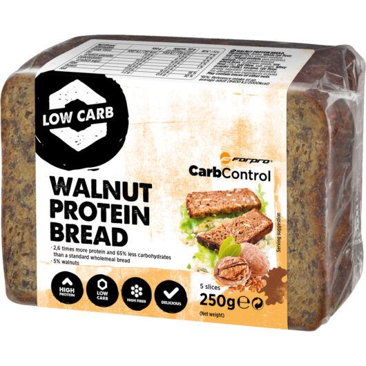 WALNUT PROTEIN BREAD - 250 g