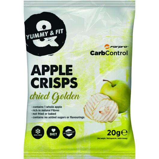 Dried Golden Apple Crisps - 20 g