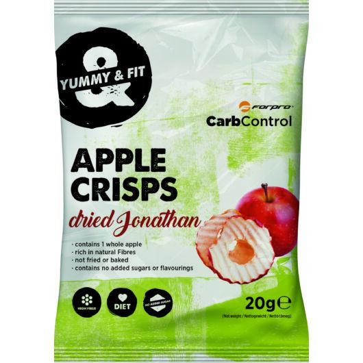 Dried Jonathan Apple Crisps - 20 g