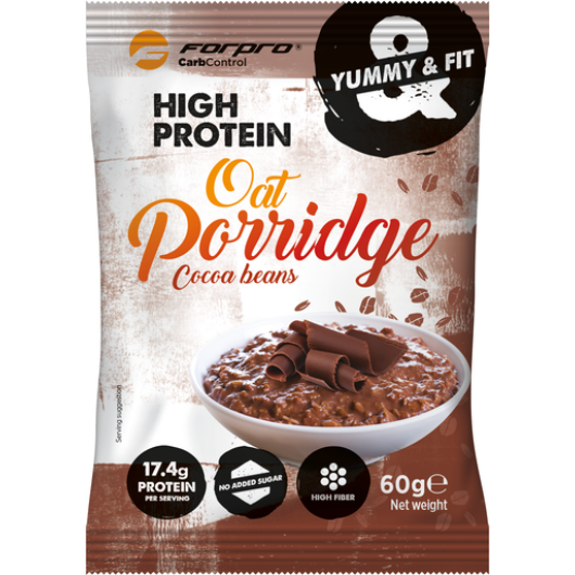 OAT PORRIDGE WITH COCOA BEANS - 60 g