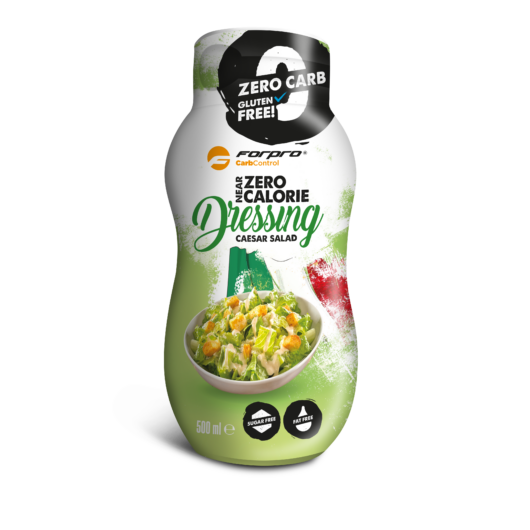 ZERO CALORIE DRESSING - CAESAR SALAD - 500 ml