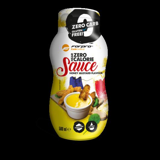 ZERO CALORIE SAUCE - HONEY MUSTARD - 500 ml