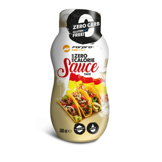 ZERO CALORIE SAUCE - TACO - 500 ml