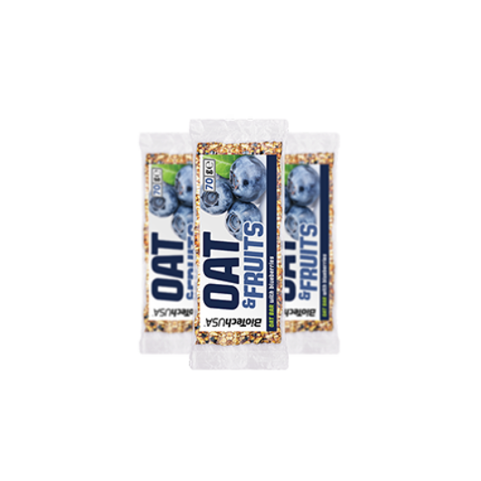 Oat & Fruits 70g