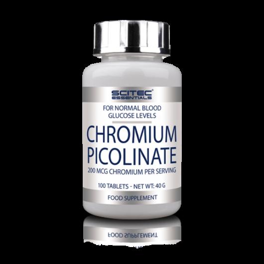 Chromium Picolinate - 100 tablets