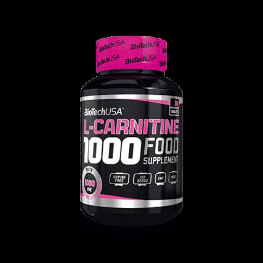 L-Carnitine 1000 - 30 tavolette