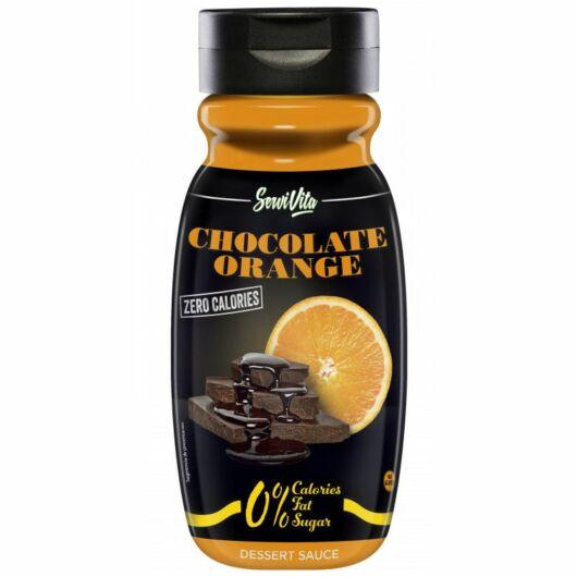 SERVIVITA Salsa Cioccolato e Arancio 320 ml