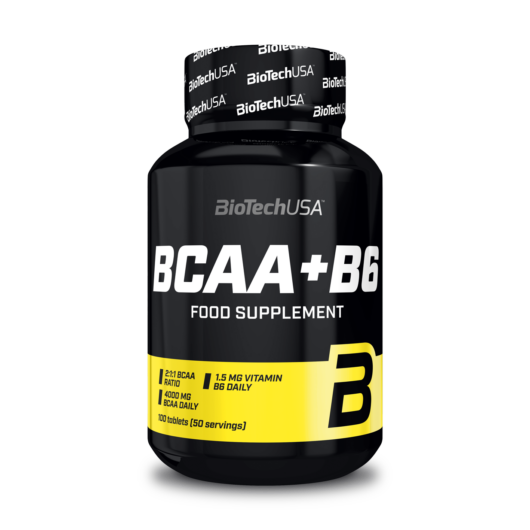 BCAA+B6 - 200 tavolette