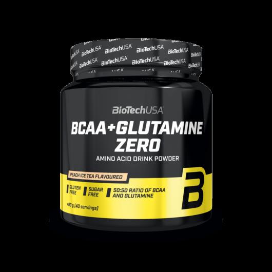 BCAA+GLUTAMINE ZERO - 480 g