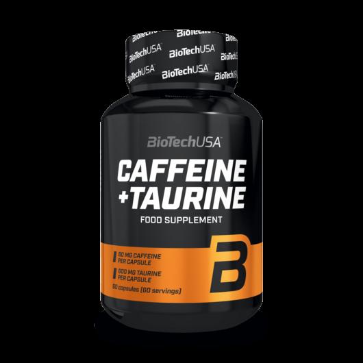 Caffeine&Taurine - 60 capsule