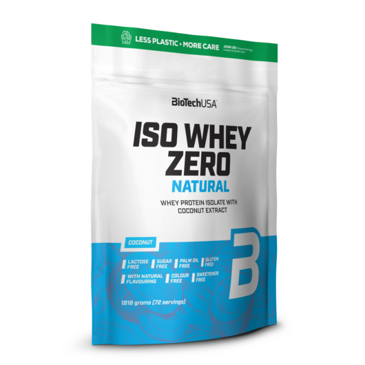 ISO WHEY ZERO NATURAL 1816g