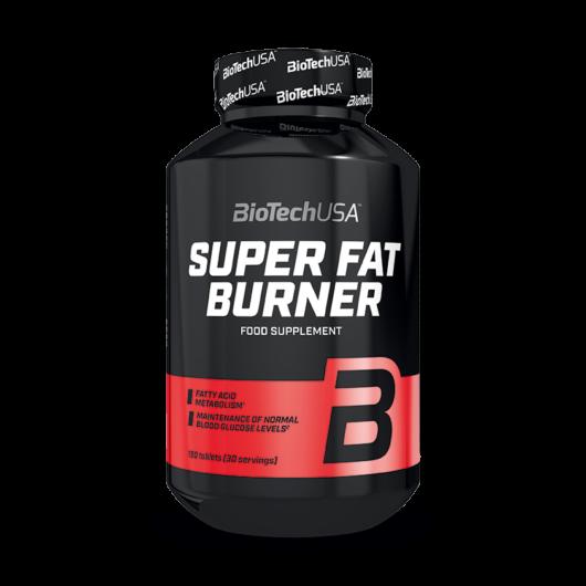 Super Fat Burner - 120 tavolette