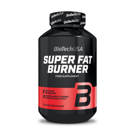 Super Fat Burner - 120 tavolette