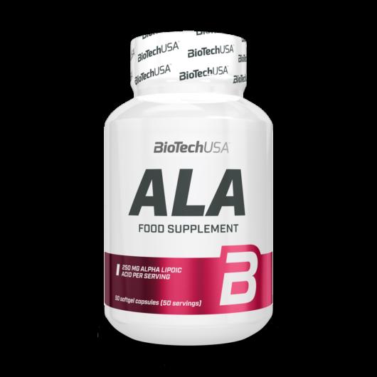 ALA (Alpha Lipoic Acid) - 50 capsule