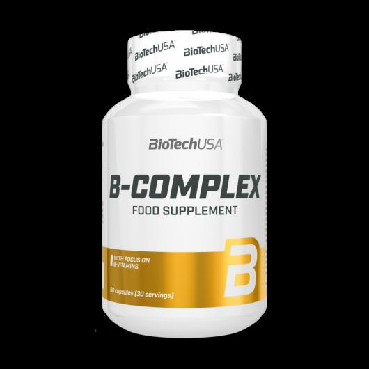 B-COMPLEX - 60 tavolette