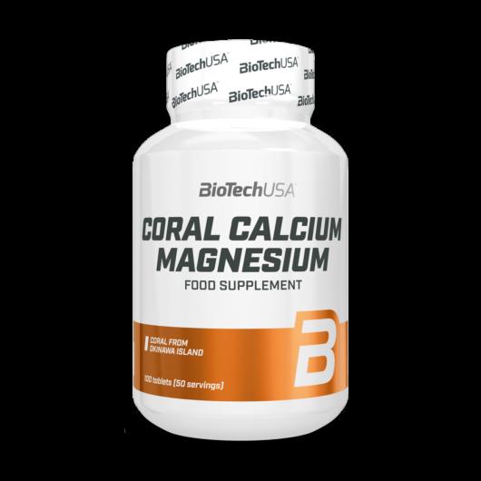 Coral Calcium-Magnesium - 100 tavolette