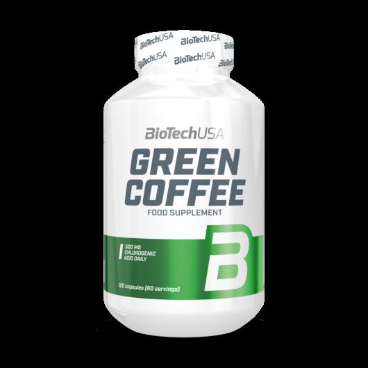 Green Coffee - 120 capsule