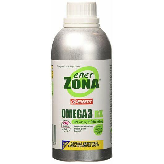 ENERZONA Omega 3 RX - 240 Capsule
