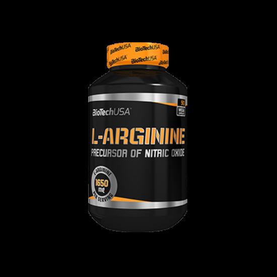 L-Arginine - 90 capsule