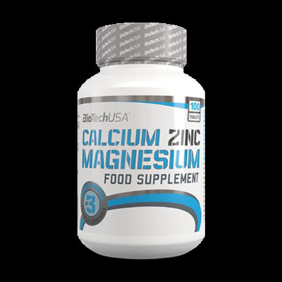 Calcium Zinc Magnesium - 100 tavolette