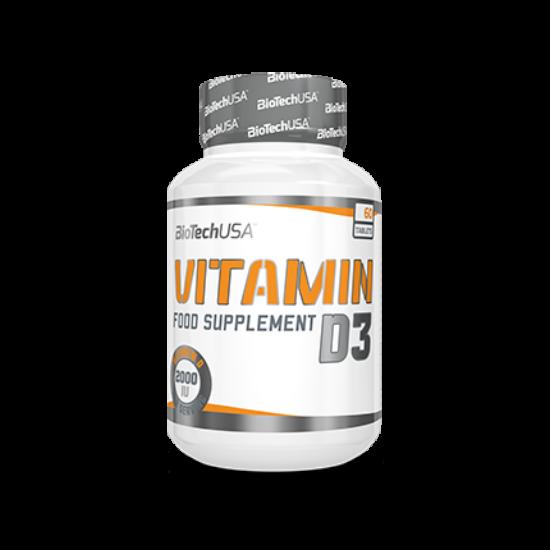 Vitamin D3 - 60 tavolette